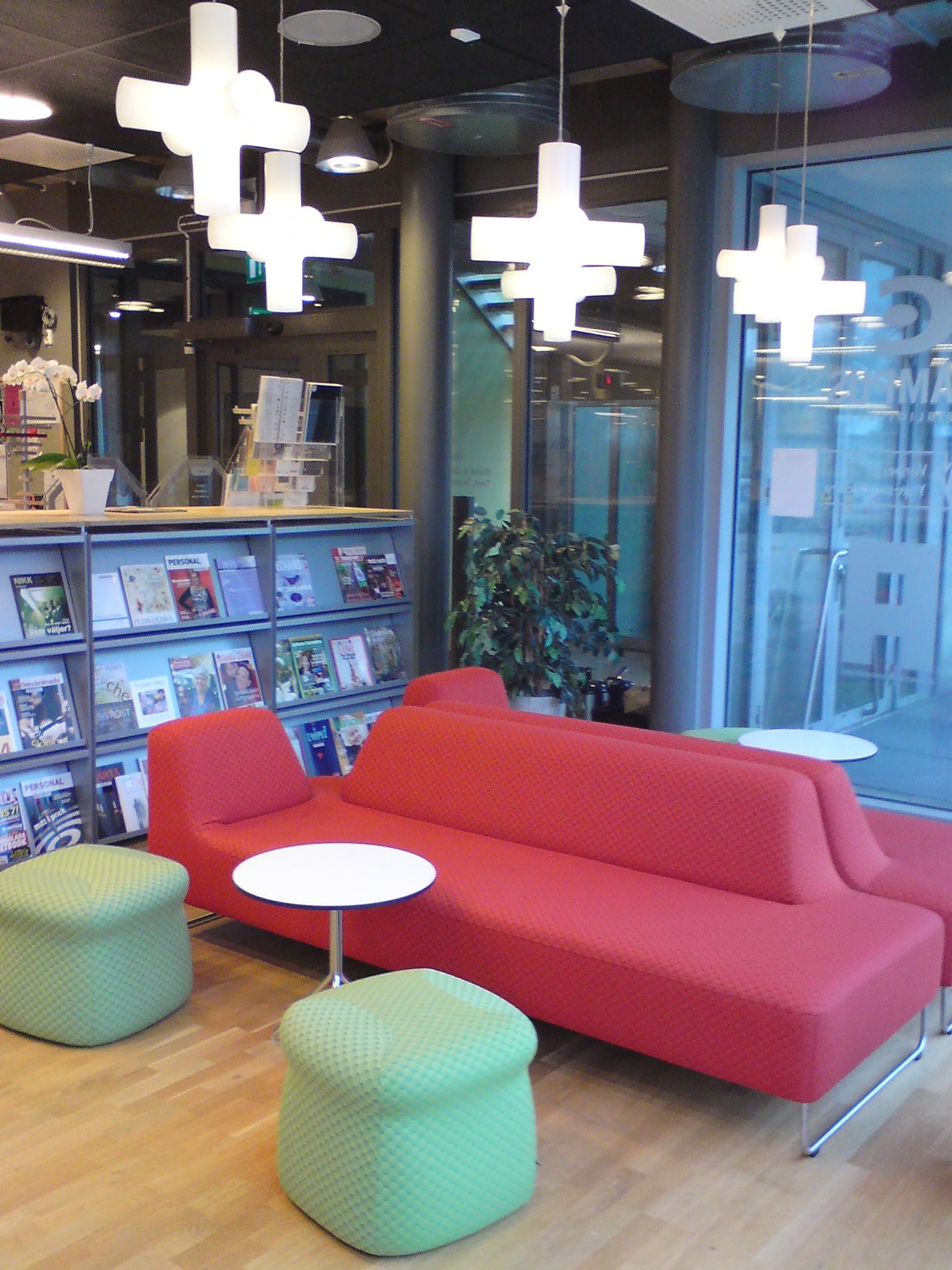 Campusbiblioteket Varberg